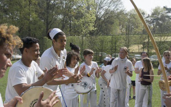 Capoeira muziek